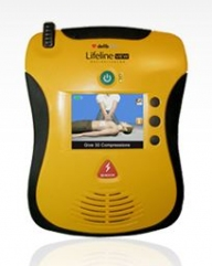 Defibtech Lifeline VIEW package Includes GST